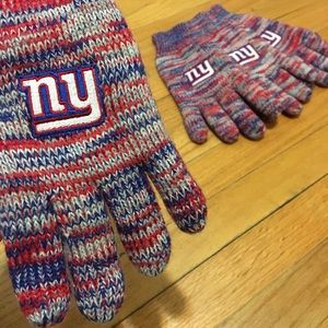 New York Giants Color blend Gloves